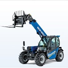 Telehandlers and Frontend Loaders