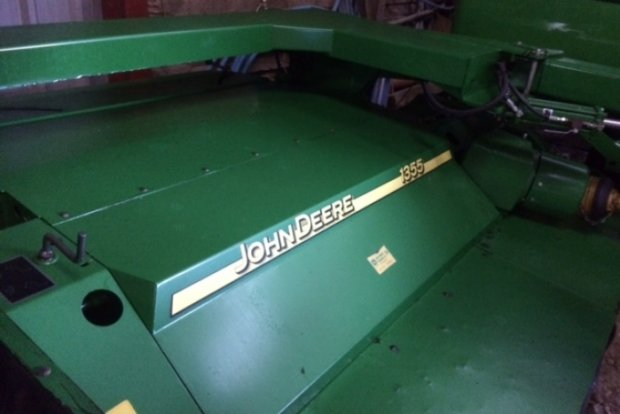 John Deere 1355 Mower Conditioner » Mower Conditioner » Hay